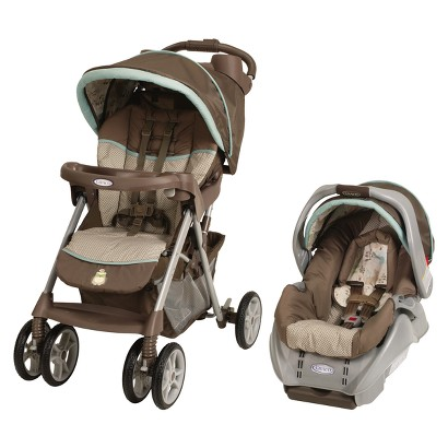 Graco® Alano Classic Connect Baby Travel System