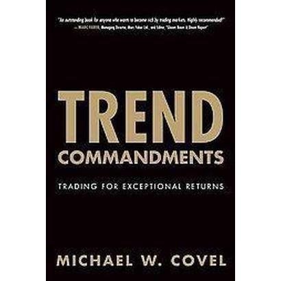 Trend Commandments (Hardcover)