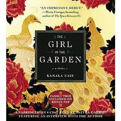 The Girl in the Garden (Unabridged) (Compact Disc)