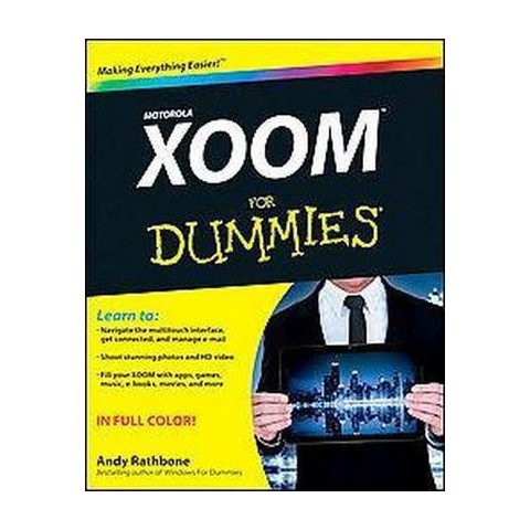 Motorola Xoom for Dummies (Paperback)