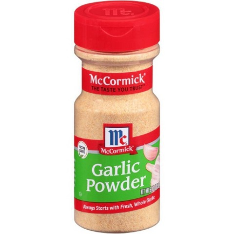 McCormick Garlic Powder 5.37 oz