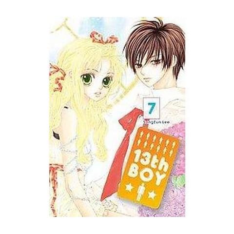 13th Boy 7 (Paperback)