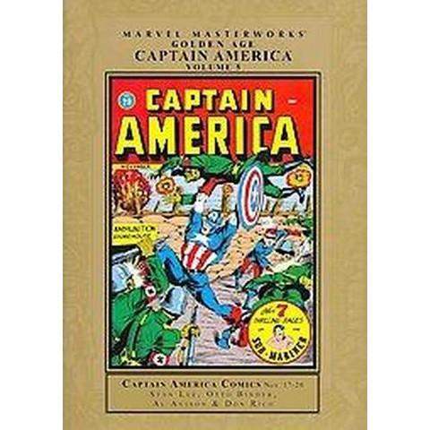 Marvel Masterworks: Golden Age Captain America 5 (Hardcover)