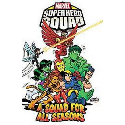 Super Hero Squad (Paperback)