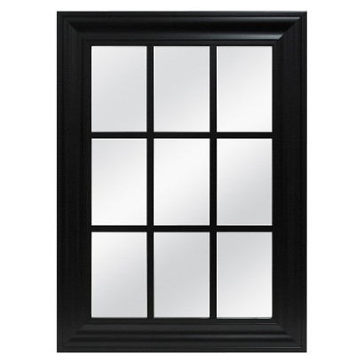 Window pane mirror target for Window mirrors for sale