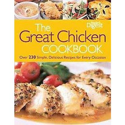 The Great Chicken Cookbook (Paperback)