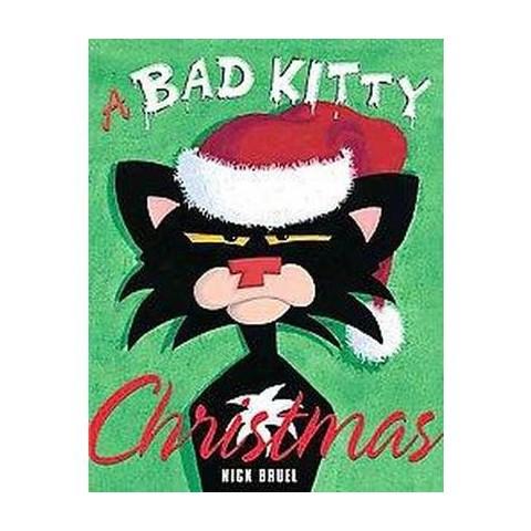 A Bad Kitty Christmas (Hardcover)