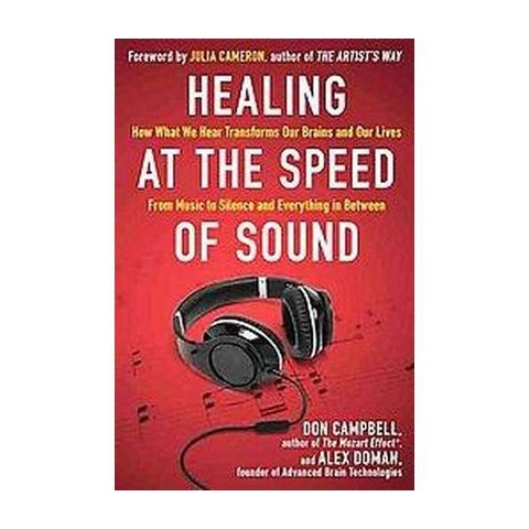 Healing at the Speed of Sound (Hardcover)