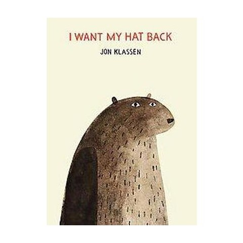 I Want My Hat Back (Hardcover)