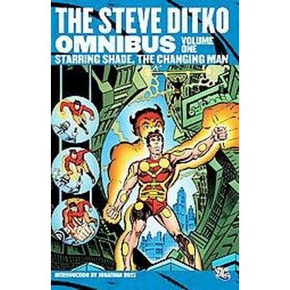 The Steve Ditko Omnibus 1 (Hardcover)