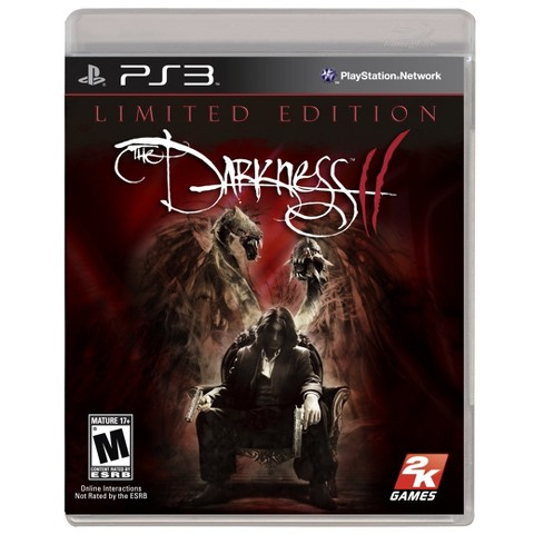 The Darkness II: Limited Edition (PlayStation 3)