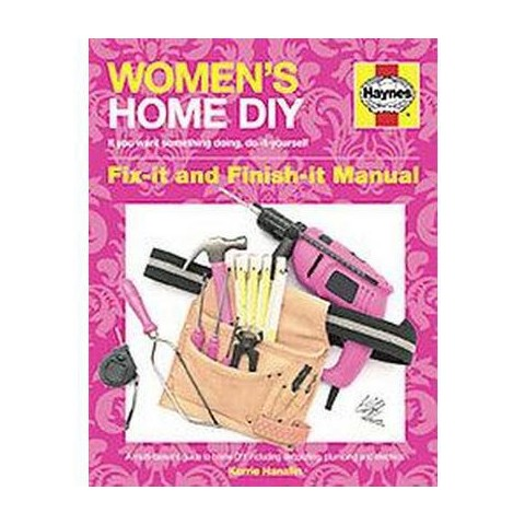 Haynes Women's Home DIY (Hardcover)