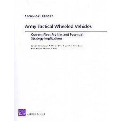 Army Tactical Wheeled Vehicles (Paperback)