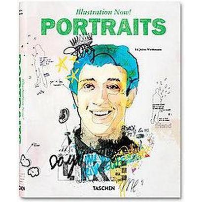Illustration Now! Portraits (Multilingual) (Paperback)