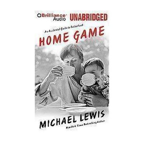 Home Game (Unabridged) (Compact Disc)
