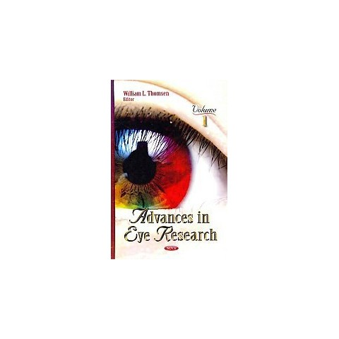 Advances in Eye Research (1) (Hardcover)