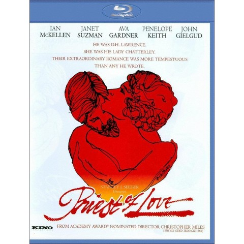 Priest of Love (Blu-ray)