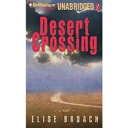 Desert Crossing (Unabridged) (Compact Disc)