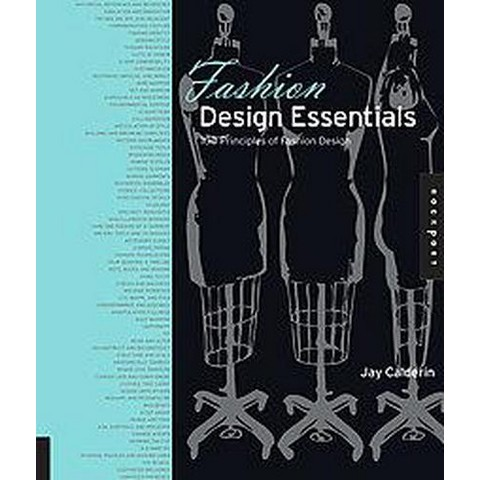 Fashion Design Essentials (Hardcover)