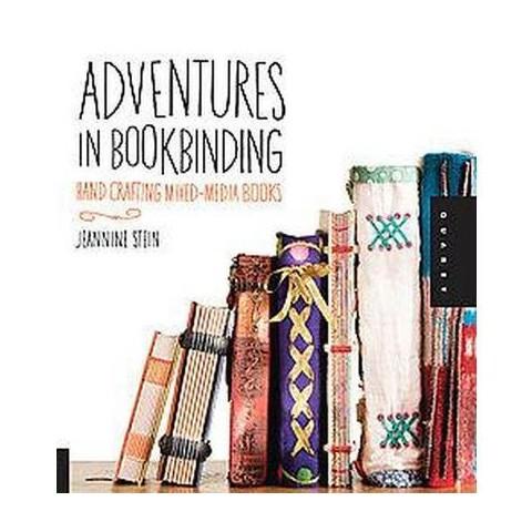 Adventures in Bookbinding (Paperback)