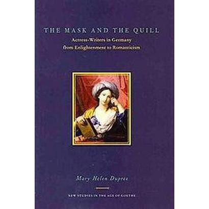 The Mask and the Quill (Hardcover)