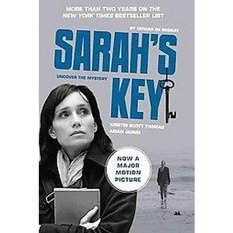 Sarah's Key (Media Tie-In) (Paperback) by Tatiana De Rosnay