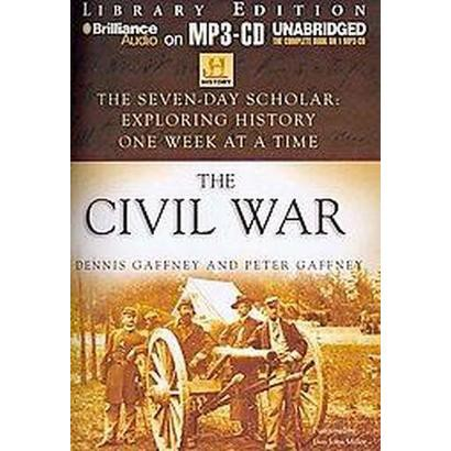 The Civil War (Unabridged) (Compact Disc)