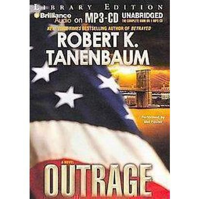 Outrage (Unabridged) (Compact Disc)
