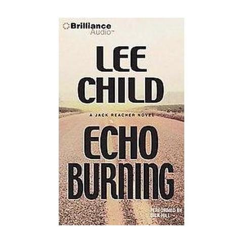Echo Burning (Abridged) (Compact Disc)
