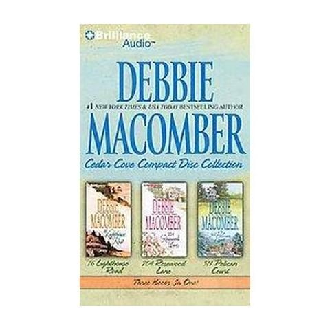 Debbie Macomber Cedar Cove CD Collection (Abridged) (Compact Disc)