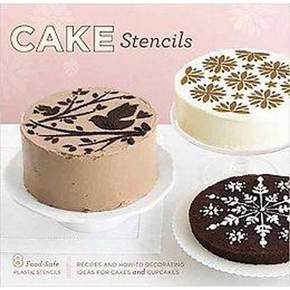 Cake Stencils (Paperback)