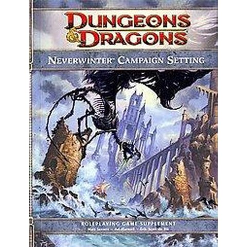 Neverwinter Campaign Setting (Supplement) (Hardcover)