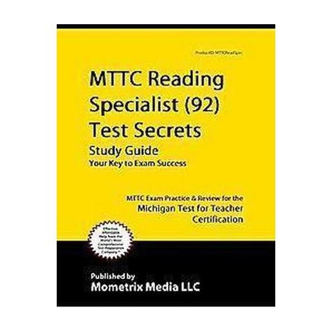 Praxis II Reading Specialist (0300) Exam Secrets (Study Guide) (Paperback)