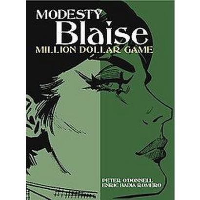 Modesty Blaise (Paperback)