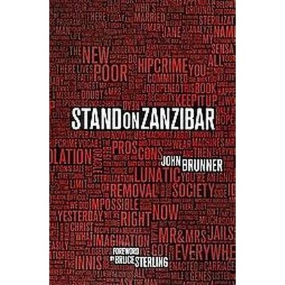 Stand on Zanzibar (Paperback)