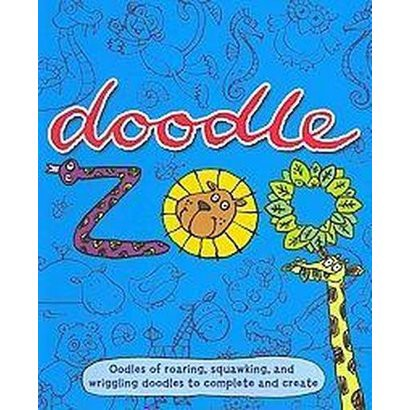 Doodle Zoo (Paperback)