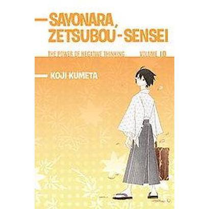 Sayonara, Zetsubou-sensei 10 (Paperback)
