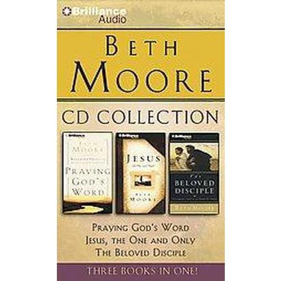 Beth Moore CD Collection (Abridged) (Compact Disc)