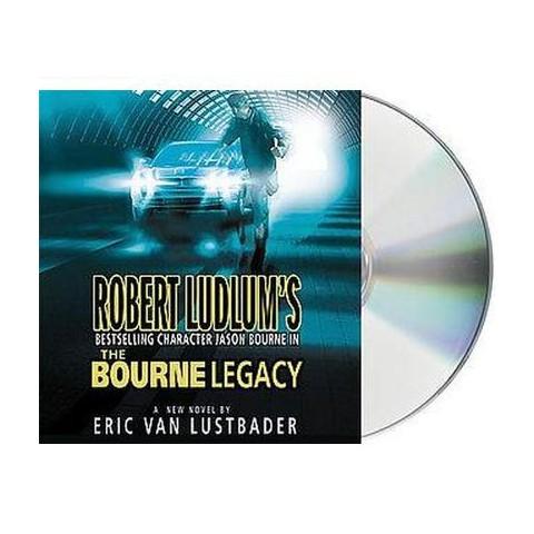 Bourne Legacy (Abridged) (Compact Disc)