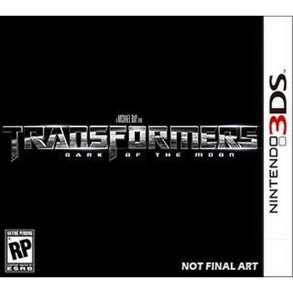 Transformers: Dark of the Moon -- Autobots (Nintendo DS)