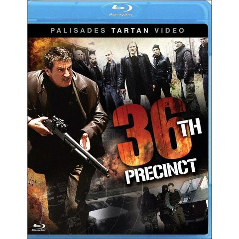 36th Precinct (Blu-ray)