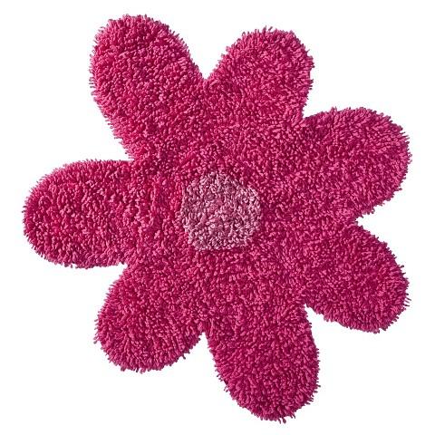 "Circo™ Happy Flower Bath Rug (30"" Round)"