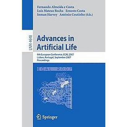 Advances in Artificial Life (Paperback)