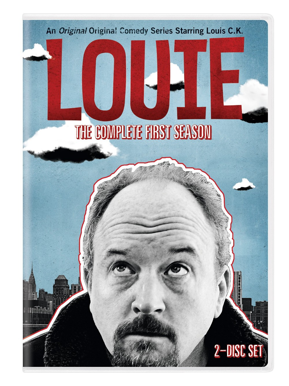 Louie: The Complete First Season [2 Discs] [Dvd/Blu-ray]