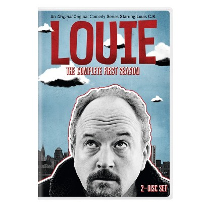 Louie: The Complete First Season (2 Discs) (DVD/Blu-ray) (Widescreen)