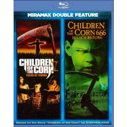 Children of the Corn V: Fields of Terror/Children of the Corn 666: Isaac's Return (Blu-ray) (Widescreen)