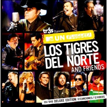 MTV Unplugged Los Tigres Del Norte and Friends (Deluxe Edition)