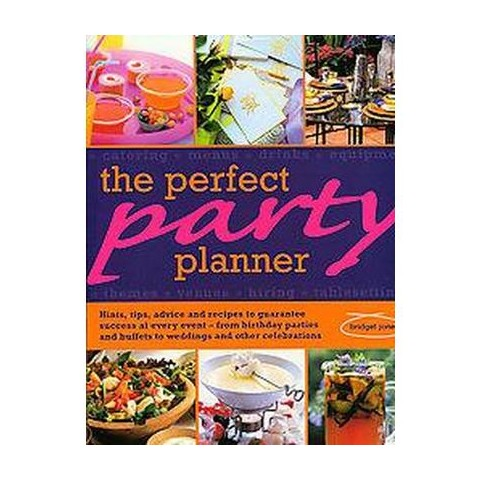 The Perfect Party Planner (Paperback)