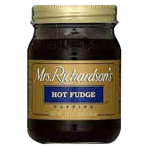 Mrs. Richardson's Hot Fudge Topping 16 oz