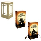 Haunted House Luminary Collection